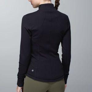 Lululemon Forme Jacket Brushed